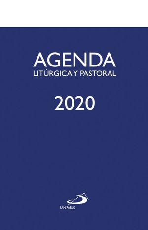 AGENDA LITÚRGICA Y PASTORAL 2020, BOLSILLO