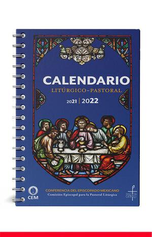 CALENDARIO LITÚRGICO PASTORAL 2020-2021