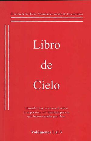 LIBRO DE CIELO, TOMO I