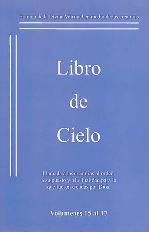 LIBRO DE CIELO, TOMO V