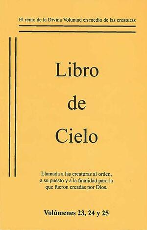LIBRO DE CIELO, TOMO VIII