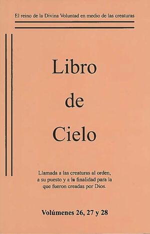 LIBRO DE CIELO, TOMO IX