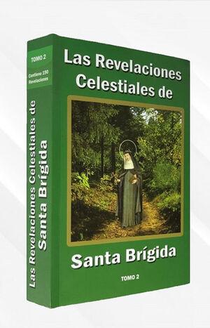 LAS REVELACIONES CELESTIALES DE SANTA BRÍGIDA, TOMO 2