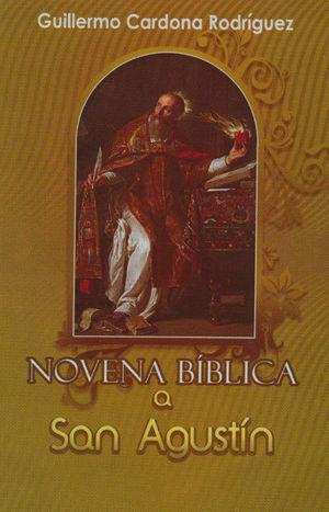 NOVENA BÍBLICA A SAN AGUSTÍN
