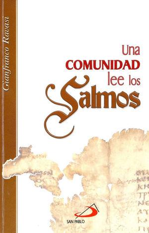 UNA COMUNIDAD LEE LOS SALMOS
