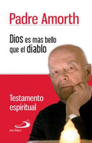 DIOS ES MAS BELLO QUE EL DIABLO