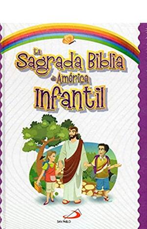 LA SAGRADA BIBLIA DE AMÉRICA INFANTIL