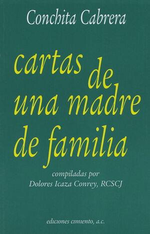 CARTAS DE UNA MADRE DE FAMILIA