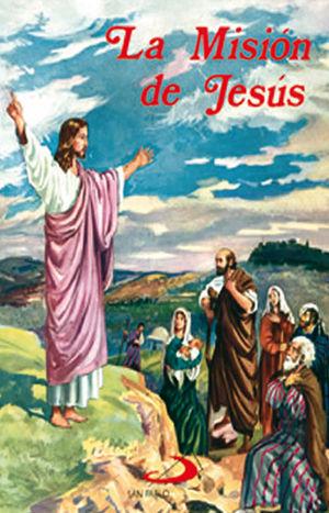 LA MISIÓN DE JESÚS
