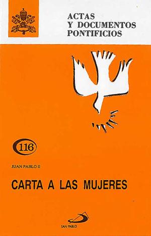 CARTA A LAS MUJERES (116)
