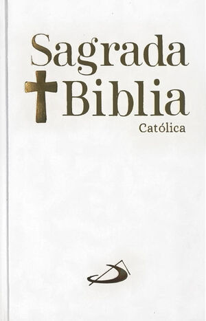 SAGRADA BIBLIA PASTORAL / COMUNIÓN, CANTO DORADO