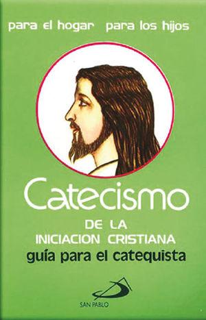 CATECISMO DE LA INICIACION CRISTIANA (MAESTRO)