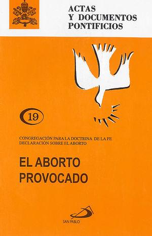 EL ABORTO PROVOCADO (19)
