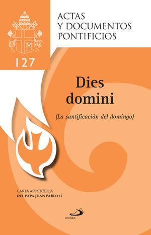 LA SANTIFICACIÓN DEL DOMINGO (127)