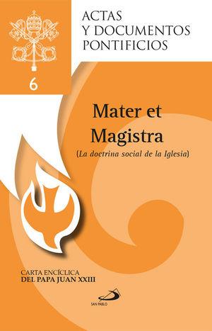 LA DOCTRINA SOCIAL DE LA IGLESIA (6)
