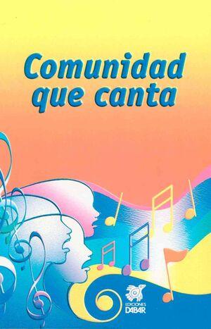 COMUNIDAD QUE CANTA