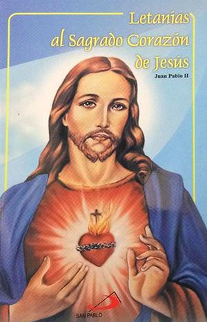 LETANÍAS AL SAGRADO CORAZÓN DE JESÚS
