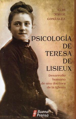 PSICOLOGÍA DE TERESA DE LISIEUX