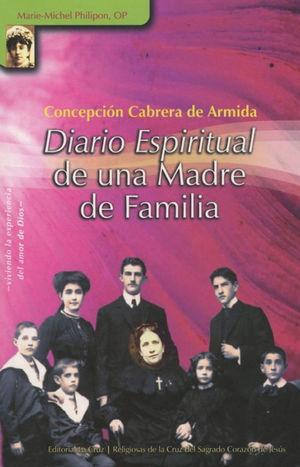 DIARIO ESPIRITUAL DE UNA MADRE DE FAMILIA
